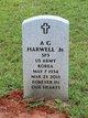 Profile photo:  A G Harwell, Jr