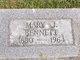 Profile photo:  Mary J <I>Roberts</I> Bennett