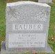 Profile photo:  A. Raymond Lauber