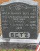 Profile photo:  Crescensia <I>Hild</I> Betz
