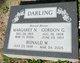 Margaret Nola Jane <I>Waldren</I> Darling