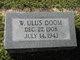 W. Ulys Doom