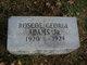 Roscoe George Adams