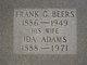 Frank Garfield Beers