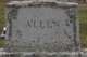 Alice M <I>Adams</I> Allen