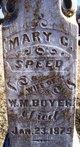 Profile photo:  Mary Caroline <I>Speed</I> Boyer