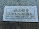 Robert B Absher, Sr
