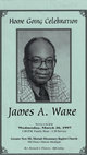 James Alven Ware