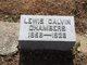 Lewis Calvin Chambers