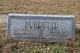 Effie Genevieve <I>McClellian</I> Burdette