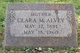 Profile photo:  Clara Mabel <I>Harralson</I> Alvey