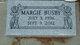 Margie Sue <I>Simpson</I> Busby