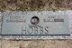 Mary <I>Couch</I> Hobbs