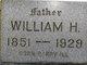 Profile photo:  William Harvey Ferris