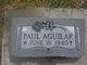 Profile photo:  Paul Aguilar