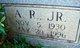 Profile photo:  A R Southern, Jr