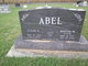 "Martha M ""Nonie"" <I>Koons</I> Abel"