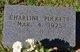 Profile photo:  Charline <I>Harkey</I> Puckett