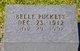 Profile photo:  Essie Belle <I>Jones</I> Puckett