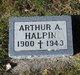 Arthur Halpin