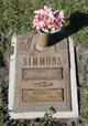"""Profile photo:  Ruth I """"Peaches O'Neill"""" Simmons"""