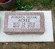 Roberta <I>Shank</I> Acree