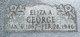"Profile photo:  Eliza ""Lisette"" <I>Aeschbacher</I> George"