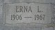 Erna L Coakley