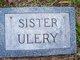 Sister Ulery
