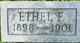Ethel Ferguson