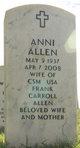 Anni Allen
