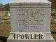 Edith M <I>Pendleton</I> Fowler