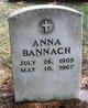 Profile photo:  Anna Bannach