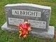 "Profile photo: Sgt Clarence W. ""Bill"" Albright"