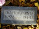 Profile photo:  Chester D. Varner