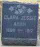 Clara Jessie Adam