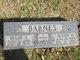 Bessie V. <I>Adams</I> Barnes