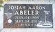 Josiah Aaron Abeler