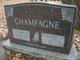 Profile photo:  Fernande Y. <I>Bohemier</I> Champagne