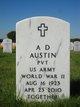 Profile photo:  A D Austin