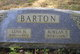 Profile photo:  Lena Minnie <I>Holben</I> Barton