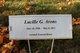 Lucille G <I>Bell</I> Arons