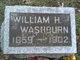 William Henry Washburn