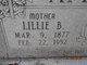 Lillie B Attaway
