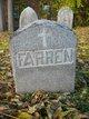 Profile photo:  Farren