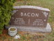 Profile photo:  Eleanor Eloise <I>Staples</I> Bacon