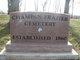 Champan Frazier Cemetery
