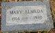 Mary Almeda