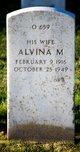 Alvina M Alexander