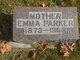 Profile photo:  Emma Rellis <I>Carter</I> Parker